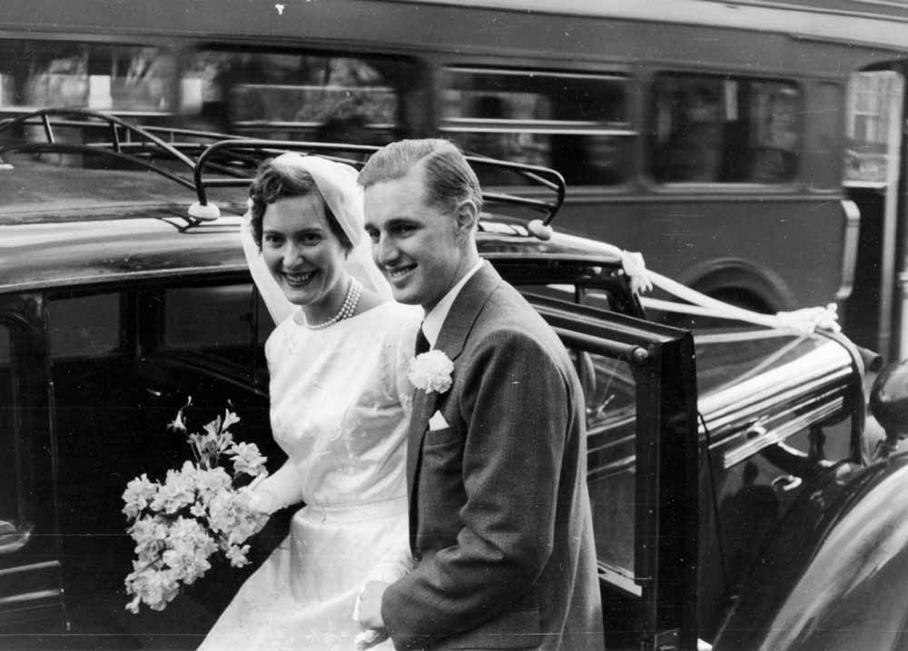 1958 Wedding